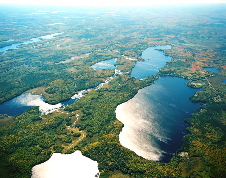 Pike-Lake-Chain-Aerial